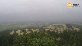 Anenský vrch, Kostel, JV