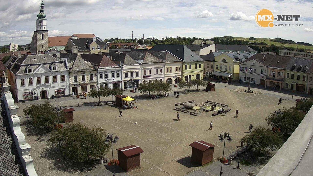 Webcam - Bruntál