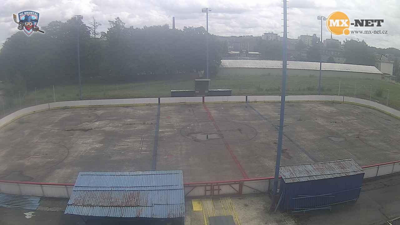 Web kamera ze zimního stadionu